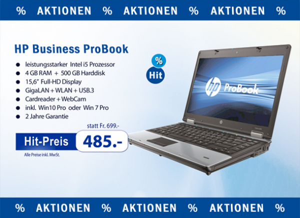 HP Business ProBook